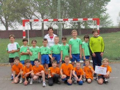 Školní liga 2011/2012