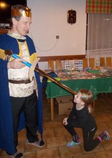 Těžké břímě meče